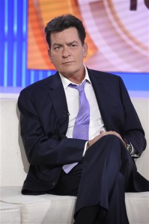 Charlie Sheen says he is HIV-positive, bad boy days areover