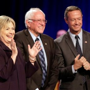Party insiders give Clinton early, commanding delegateedge