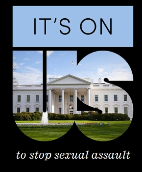 """White House's Sexual Assault Initiative is hoping to reduce assaults on campuses,  but they tell us:  """"It's OnUs."""""""