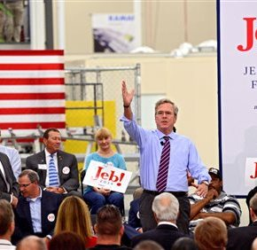 Many Bush backers in New Hampshire have 'moved on' from Jeb