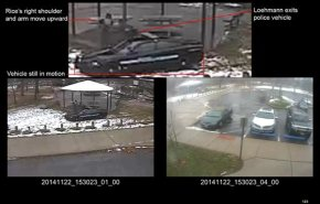 Images, analysis released of Cleveland officer shootingboy