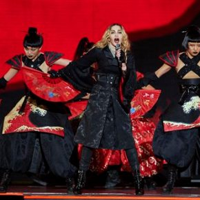 Idris Elba to open for Madonna in Berlin