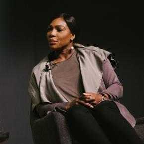 Serena Williams: Tennis, fashion, and pre-medclasses
