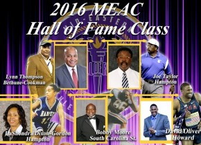 NSU Assistant Coach Dixon-Gordon among 2016 MEAC Hall of Fameinductees