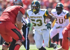 King named to CFPA FCS Linebacker WatchList