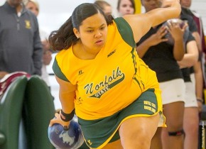 Spartans tie for 1st during MEAC SouthernDivisional