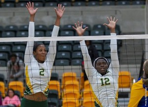 HAMPTON, Va. – The Norfolk State volleyball team broke a four-match losing streak and got a measure of revenge with a 3-0 victory over Hampton on Sunday afternoon at HU's Holland Hall.