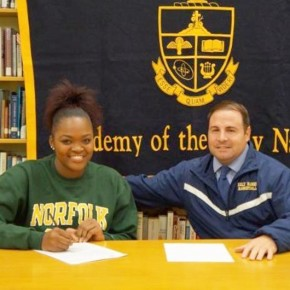 New York Prep Standout De'Janaire Deas Signs with NSU Women's Basketball