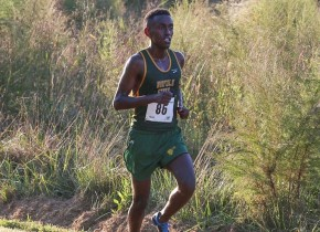 Demsie earns All-MEAC as NSU Men place 3rd at MEAC XCChampionships