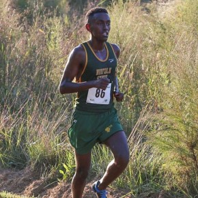 Demsie earns All-MEAC as NSU Men place 3rd at MEAC XC Championships