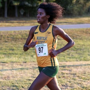Webb Posts PR, Places 7th at MEAC XCChampionships