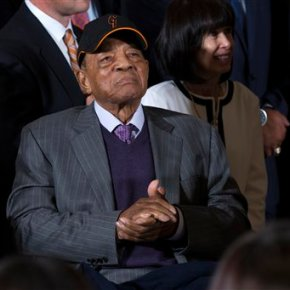 Willie Mays, Yogi Berra among Medal of Freedom honorees