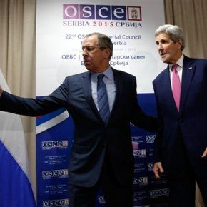 Kerry: We can defeat IS within 'months' of Syriantransition
