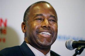 Carson says he's faced discrimination as blackconservative