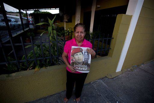 Venezuela Chavez Stronghold