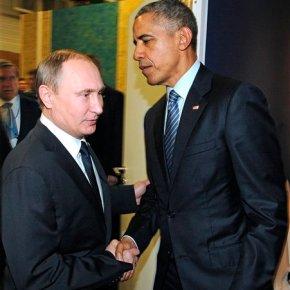 Putin, Obama discuss Syria politicalsettlement