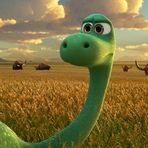 'Inside Out,' 'The Good Dinosaur' top Annie Awards noms