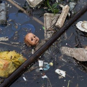 AP test: Rio Olympic water badly polluted, even faroffshore