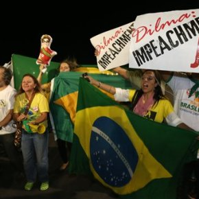 Impeachment proceedings opened against Brazil'sRousseff