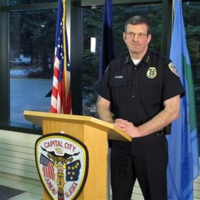 Juneau police defends response after mayor's death