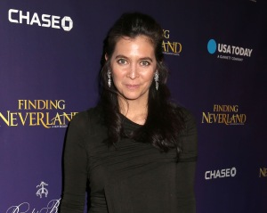 """FILE - In this April 15, 2015 file photo, director Diane Paulus attends the Broadway opening night after party of """"Finding Neverland"""" in New York. Lorin Latarro has been hired to choreograph the show, joining a female book writer, composer and director. That's the first time the four top creative spots in a show have been filled by four women in Broadway history. (Photo by Greg Allen/Invision/AP, File)"""