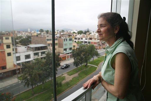 Peru Lori Berenson