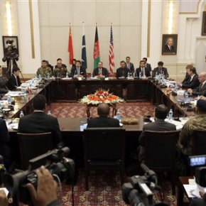 4 nations call on Taliban to join Afghan peacetalks