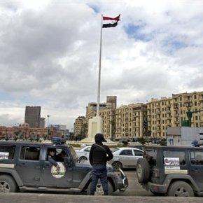 Egypt's president praises 2011 uprising, urgespatience