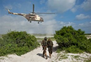 Kenyan troops pull out of Somali towns after deadlyattack