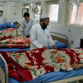 Suicide bomber kills 13 in attack on prominent Afghanfamily