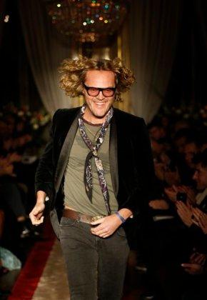 Peter Dundas makes Cavalli menswear premiere atMilan