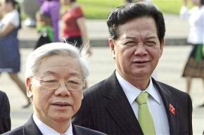 Vietnam's Communists set to reinstall conservative as chief