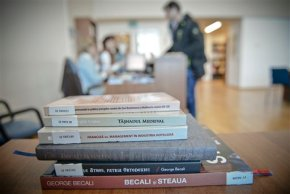Romania probes hundreds of books written by prisoners