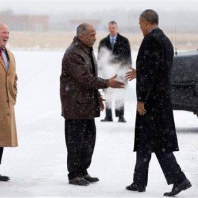 Obama to take in Detroit auto show as industryflourishes