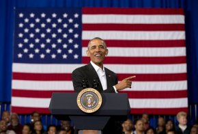 Obama praises Louisiana's decision to expand Medicaid