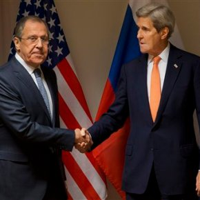 Kerry, Lavrov try to settle differences over Syrian talks