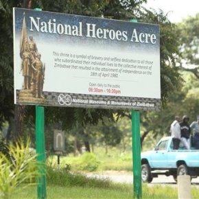 Zimbabwe's Heroes Acre is too exclusive, Mugabe criticssay