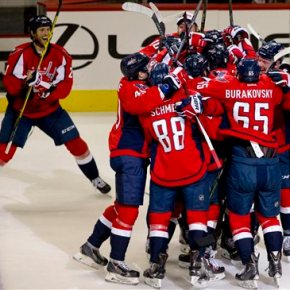 Capitals' Alex Ovechkin scores 500th goal