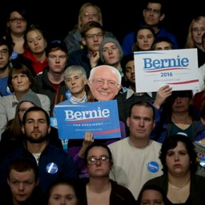 Clinton, Sanders take different lessons from Obama's '08win