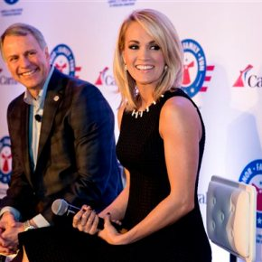 Carrie Underwood to honor military families duringtour