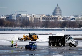Why snow totals out of Washington, D.C., aren't measuringup