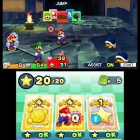 'Mario & Luigi: Paper Jam' hits some flatnotes