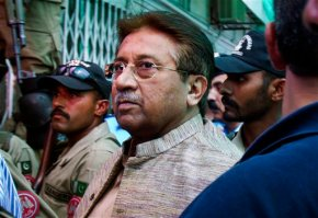 Pakistan's ex-President Musharraf acquitted in murder case