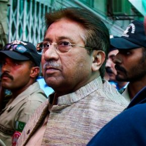 Pakistan's ex-President Musharraf acquitted in murdercase