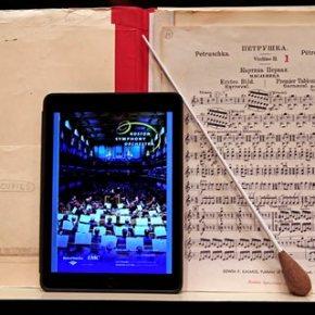 Tech at the symphony: Boston orchestra loaning patronsiPads