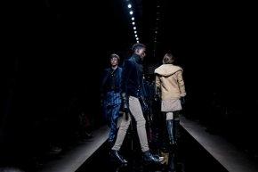 Christian Slater hits celebrity-filled Dior Hommeshow