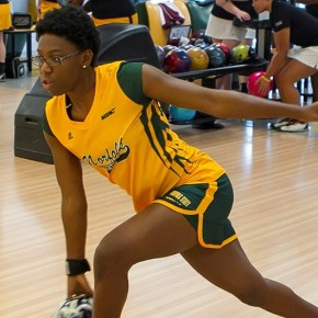 Gardner Garners MEAC Bowler of the Week honors