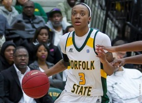 NSU Women start North Carolina road swing at N.C. Central