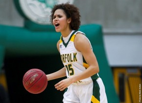 Spartan women face N.C. A&T in Monday afternoon affair