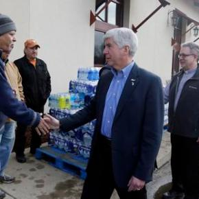 Flint crisis may help governor ease GOP doubt on Detroit ai
